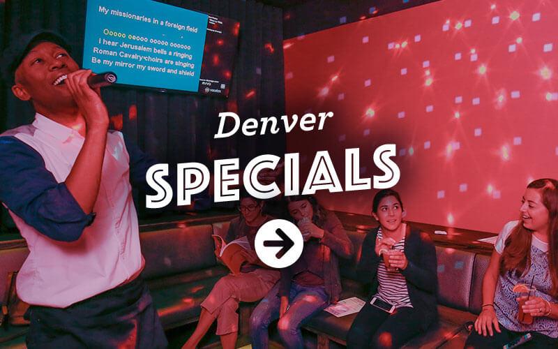 Denver Specials