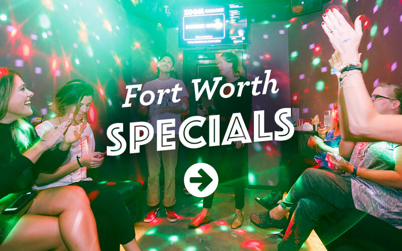 Fort Worth Specials