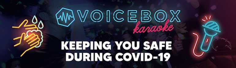 Voicebox Karaoke - Keeping You Safe During COVID-19